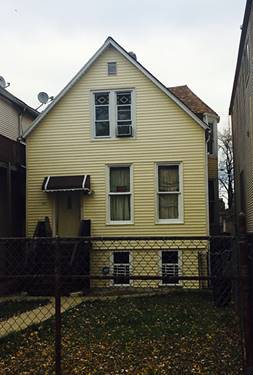 1731 N Talman, Chicago, IL 60647