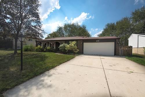 416 Redwood, Schaumburg, IL 60193