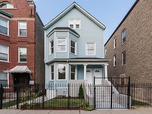 2854 N Hamlin, Chicago, IL 60618