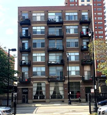 1528 S Wabash Unit 406, Chicago, IL 60605