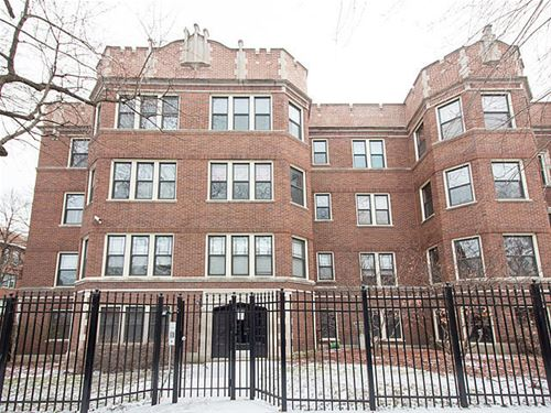 1701 W Greenleaf Unit 1, Chicago, IL 60626