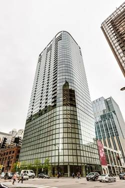 600 N Fairbanks Unit 1604, Chicago, IL 60611 Streeterville