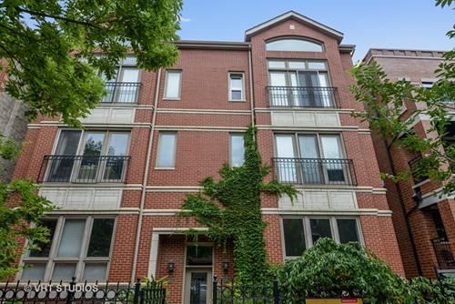 2945 N Damen Unit 1S, Chicago, IL 60618 West Lakeview