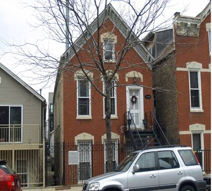 1416 N Greenview Unit 1FT, Chicago, IL 60642 Wicker Park