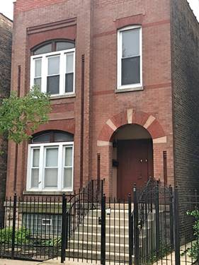 1226 N Maplewood Unit 2, Chicago, IL 60622