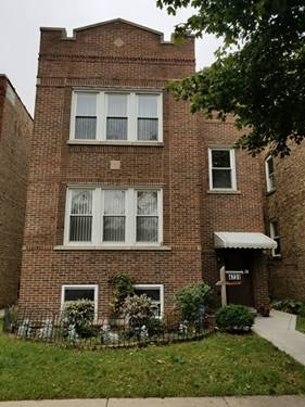 4731 N Keating, Chicago, IL 60630