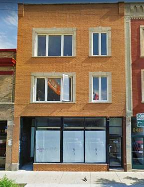 2415 N Milwaukee Unit 2, Chicago, IL 60647 Logan Square
