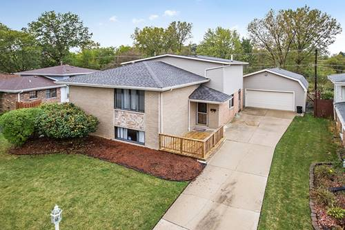 16368 Terry, Oak Forest, IL 60452
