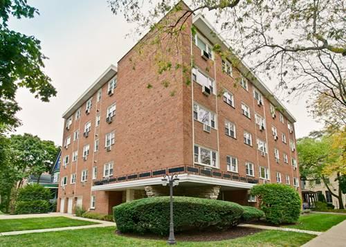 500 Lake Unit 301, Evanston, IL 60201
