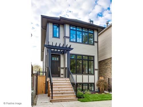 3250 N Hoyne, Chicago, IL 60657 Roscoe Village