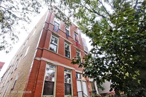 1517 W Ohio Unit 1R, Chicago, IL 60642 Noble Square