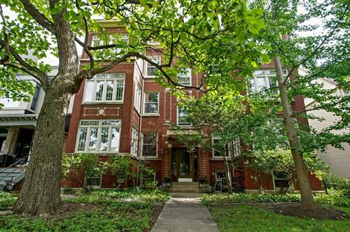 4109 N Greenview Unit 2N, Chicago, IL 60613 Uptown
