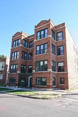 4639 S St Lawrence Unit 3, Chicago, IL 60653