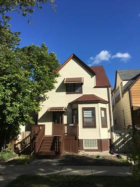 3733 N Francisco, Chicago, IL 60618