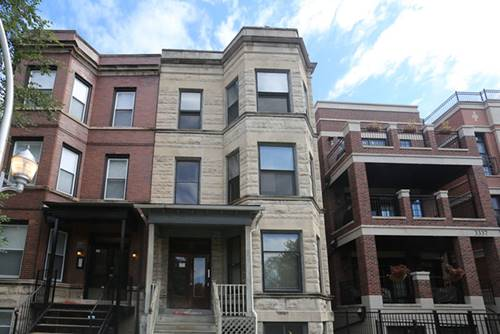 3339 N Seminary Unit 3, Chicago, IL 60657 Lakeview