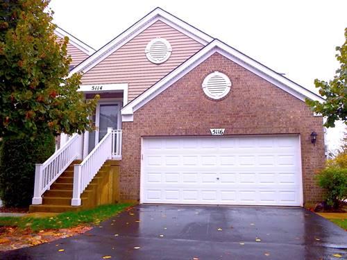 5116 New Haven Unit 5116, Plainfield, IL 60586