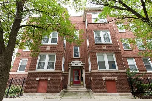 4654 N Campbell Unit 3, Chicago, IL 60625 Lincoln Square