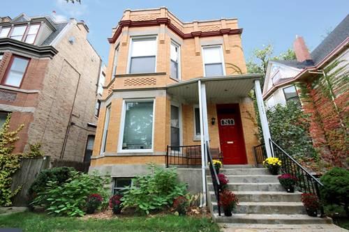 1423 W Belle Plaine Unit 2, Chicago, IL 60613 Uptown