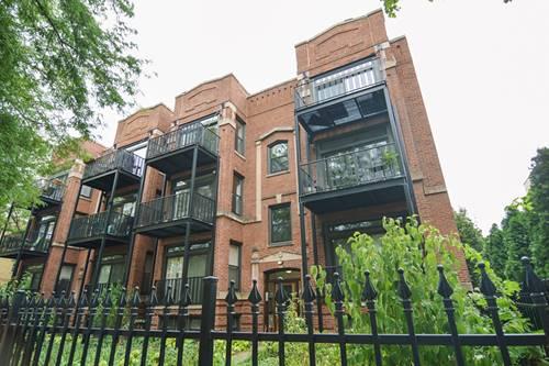 1437 W Addison Unit 2, Chicago, IL 60657 Lakeview