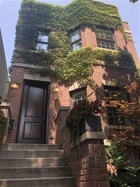 1834 W School, Chicago, IL 60657 Roscoe Village