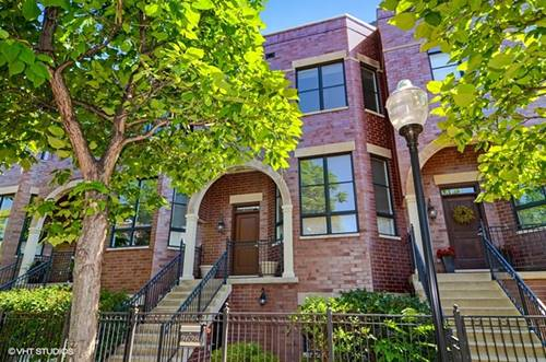 2628 N Hartland, Chicago, IL 60614 West Lincoln Park