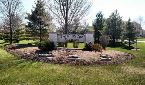 Lot 4 Trail Ridge, St. Charles, IL 60175