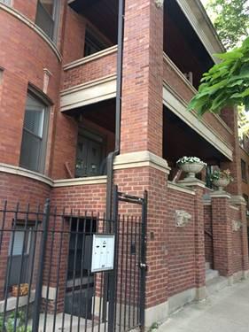 2536 N Sacramento Unit 2, Chicago, IL 60647