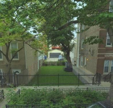 2158 N Bell, Chicago, IL 60647 Bucktown