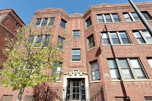 1312 W Montrose Unit 1, Chicago, IL 60613 Uptown