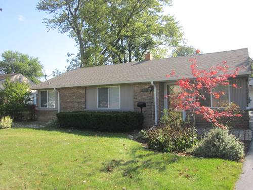 9913 Elm Circle, Oak Lawn, IL 60453