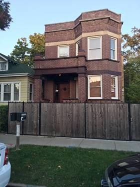 6755 S Laflin Unit 1, Chicago, IL 60636