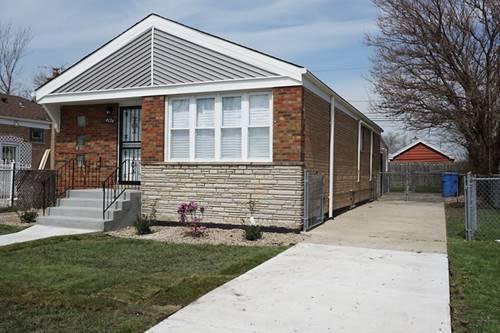 4134 W 82nd, Chicago, IL 60652