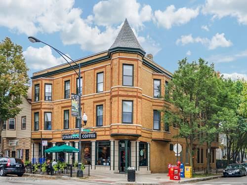 2025 W Roscoe Unit 3R, Chicago, IL 60618 Roscoe Village