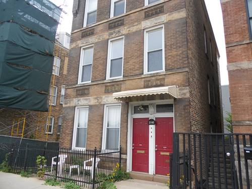 2140 N Oakley Unit 2, Chicago, IL 60647 Bucktown