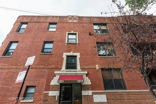 1021 N Campbell Unit 1, Chicago, IL 60622