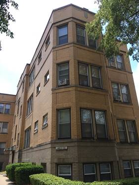 4835 W Dakin Unit GARDEN, Chicago, IL 60641
