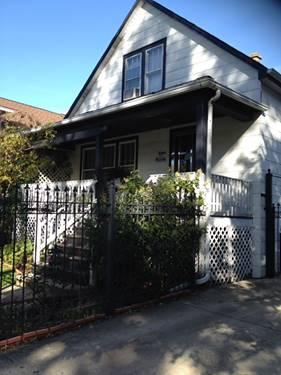5120 W Eddy, Chicago, IL 60641