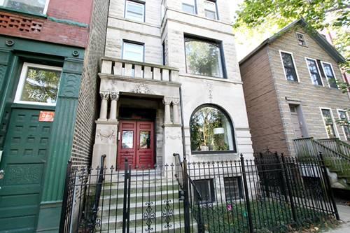 1647 W Huron Unit 1, Chicago, IL 60622 Noble Square
