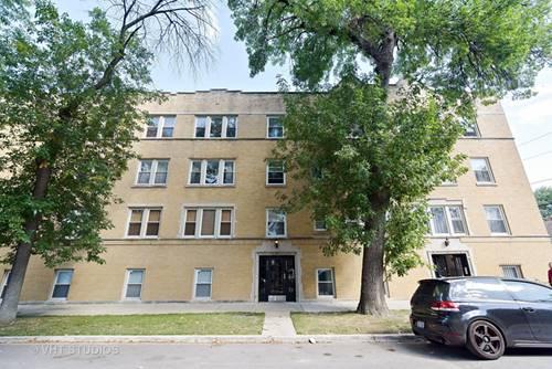 3652 W Belle Plaine Unit 404, Chicago, IL 60618