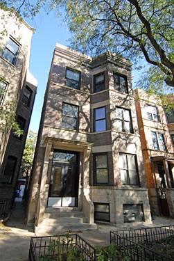 3713 N Racine Unit 2, Chicago, IL 60613 Lakeview