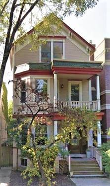 1133 W George, Chicago, IL 60657 Lakeview