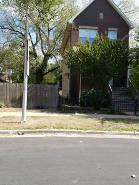 3969 S Langley, Chicago, IL 60653