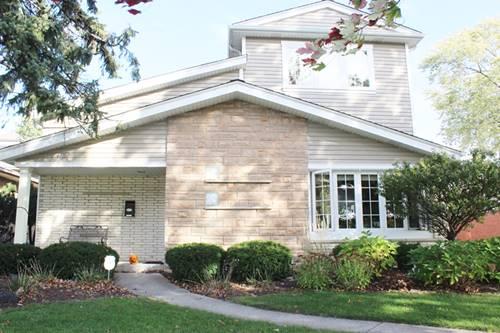 10713 S Kenton, Oak Lawn, IL 60453