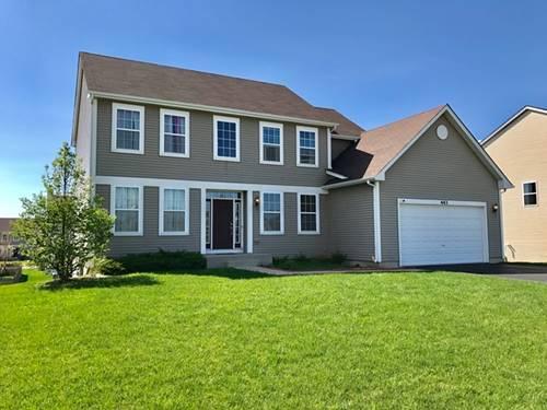 443 Bluegrass, Oswego, IL 60543