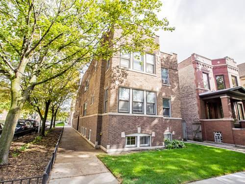 2219 W Byron Unit 1W, Chicago, IL 60618 North Center