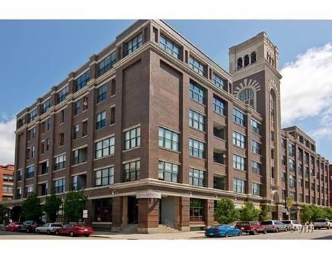 1000 W Washington Unit 413, Chicago, IL 60607 West Loop
