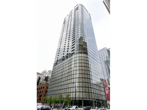 600 N Fairbanks Unit 3607, Chicago, IL 60611 Streeterville