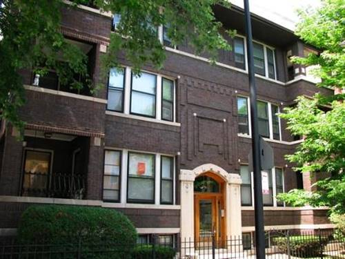 4110 N Ashland Unit 3S, Chicago, IL 60613 Uptown