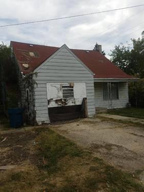 14931 Center, Harvey, IL 60426