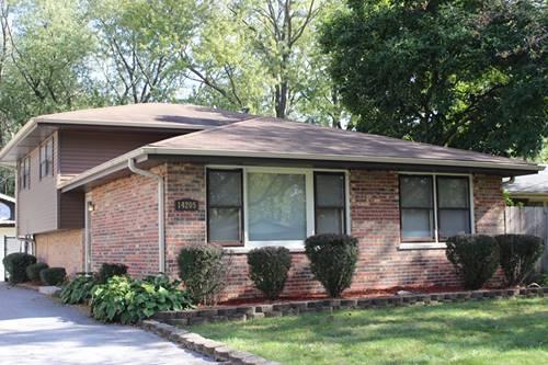 14205 Kilpatrick, Crestwood, IL 60418